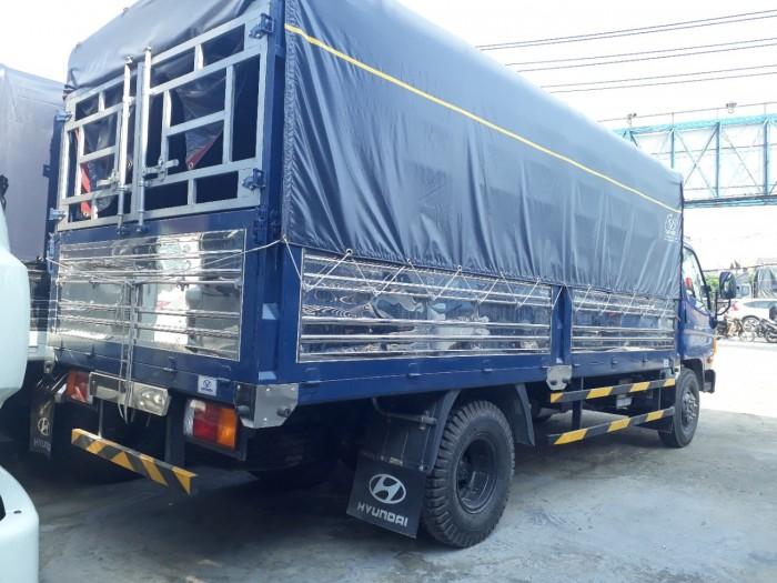 Xe tải Hyundai HD800 8 tấn, đóng thùng theo yêu cầu - Hyundai Vũ Hùng cam kết giá rẻ nhất miền Nam