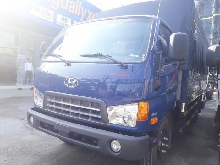 Bán xe tải Hyundai HD800 8 tấn trả góp lãi suất thấp, đóng thùng theo yêu cầu - Hyundai Vũ Hùng cam kết giá rẻ nhất miền Nam - Gọi 0933638116 (Mr Hùng 24/24)