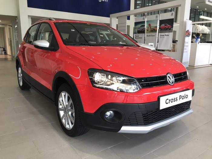 BÁN Volkswagen Cross Polo Giao ngya, giá tốt giao xe toàn quốc 7