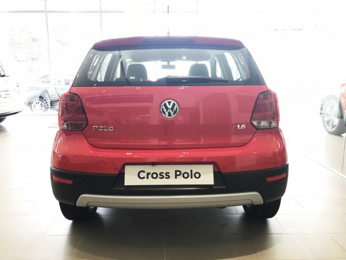 BÁN Volkswagen Cross Polo Giao ngya, giá tốt giao xe toàn quốc 6