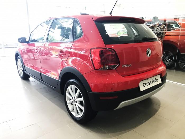BÁN Volkswagen Cross Polo Giao ngya, giá tốt giao xe toàn quốc 5