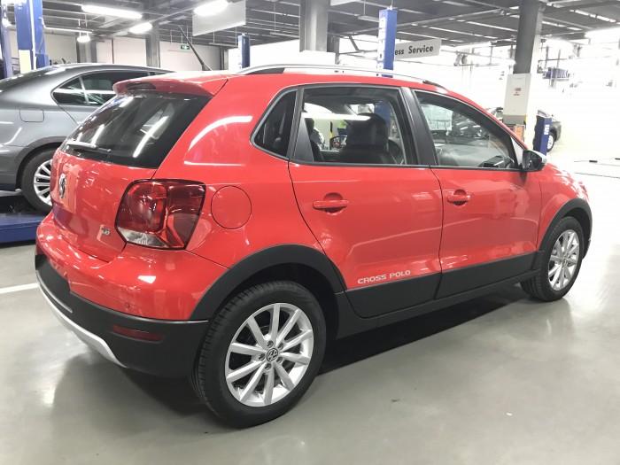 BÁN Volkswagen Cross Polo Giao ngya, giá tốt giao xe toàn quốc 2