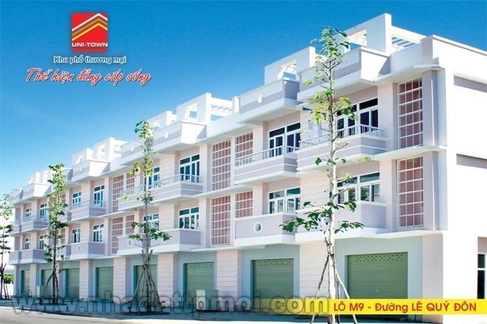 Bán Nhà Phố Thương Mại Uni Town Thành Phố Mới Bình Dương