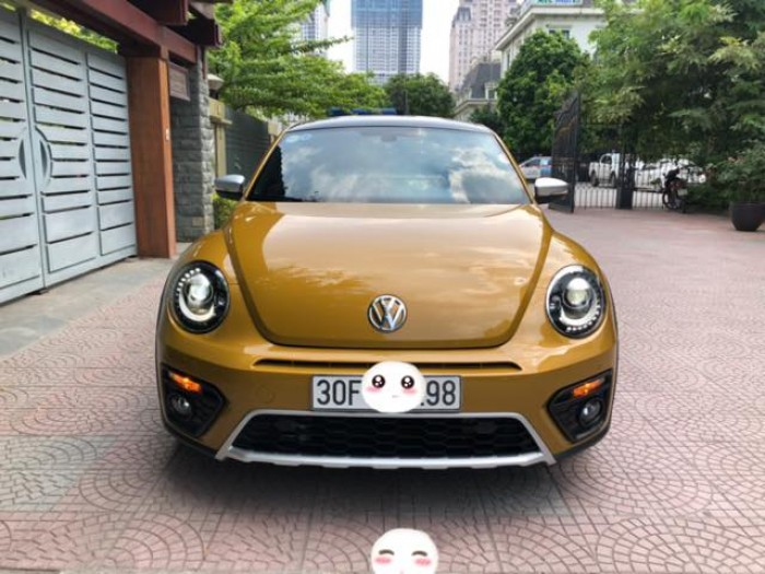 Volkswagen Beetle Dune 2.0 TSI nhập khẩu nguyên chiếc