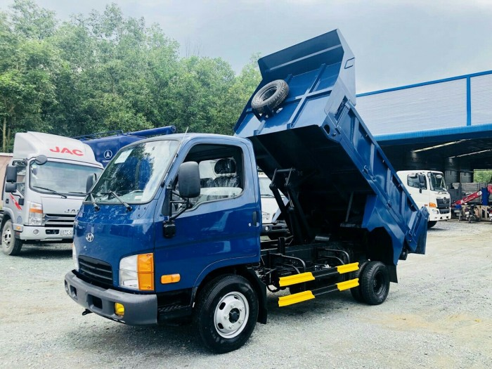 Xe Ben Hyundai New Mighty N250, 2.5 tấn , EURO4 2