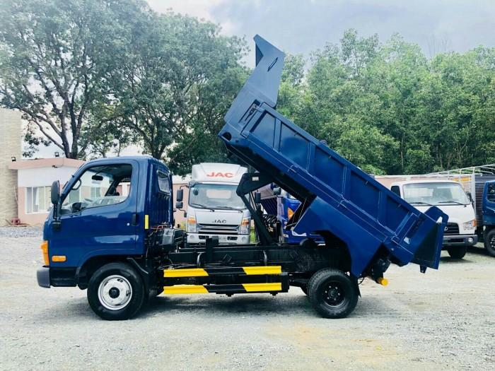Xe Ben Hyundai New Mighty N250, 2.5 tấn , EURO4 0