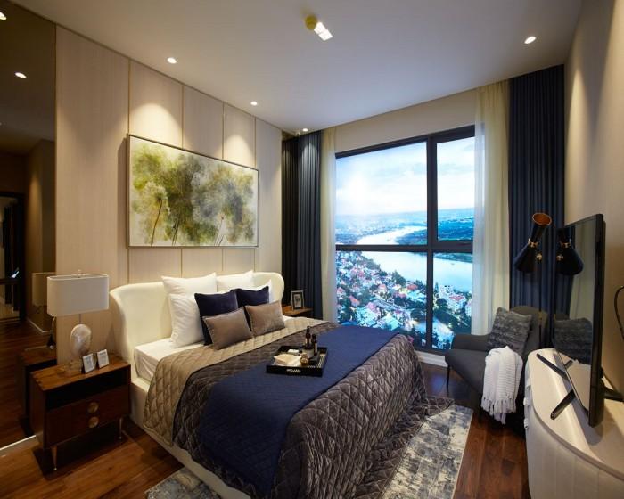 Căn hộ 3PN tại Q2 Thảo Điền đến 128m2, full nội thất hạng sang, thang máy riêng, view sông tuyệt đẹp