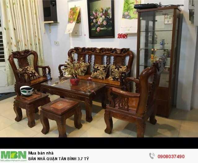 Bán Nhà Quận Tân Bình 3.69 Tỷ