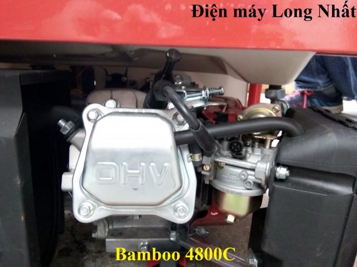 Máy phát điện bamboo 4800C2