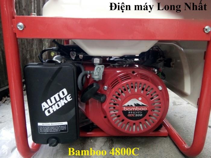 Máy phát điện bamboo 4800C5