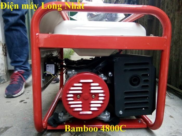 Máy phát điện bamboo 4800C1