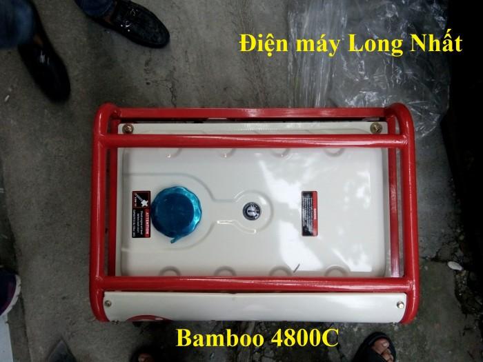 Máy phát điện bamboo 4800C3