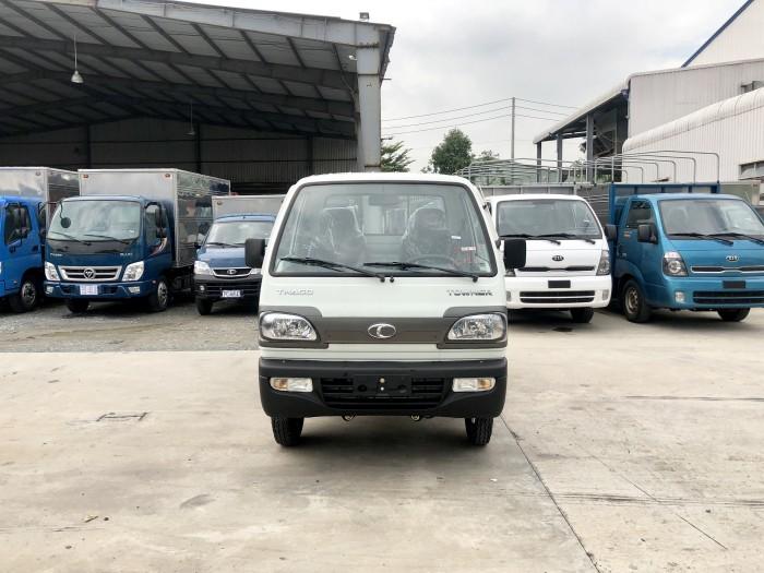 Cần bán xe 990kg, xe tải dưới 1 tấn của thaco trường hải, xe tải nhẹ chạy trong thành phố 3