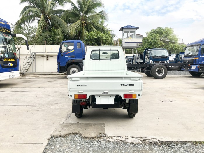 Cần bán xe 990kg, xe tải dưới 1 tấn của thaco trường hải, xe tải nhẹ chạy trong thành phố 2