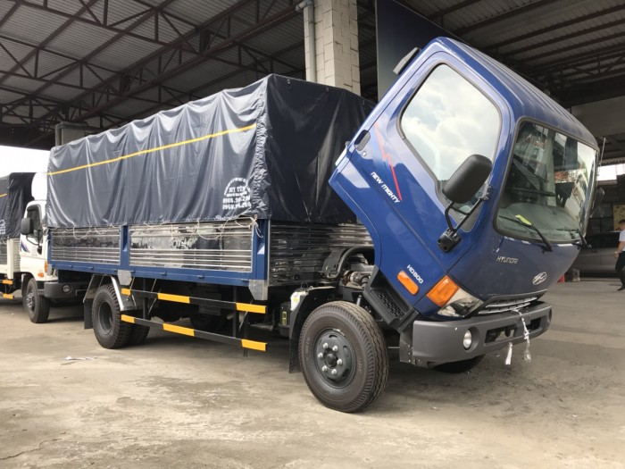 Xe tải Hyundai HD800 8 tấn - Hyundai Vũ Hùng cam kết giá xe tải rẻ nhất miền Nam - Gọi 0933638116 (Mr Hùng 24/24)