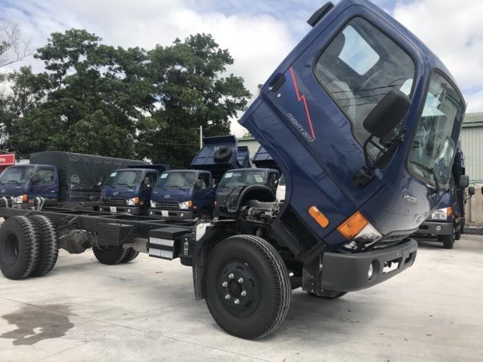 Xe tải Hyundai Mighty 7.5 tấn - Hyundai Vũ Hùng cam kết giá xe tải hyundai rẻ nhất mi...