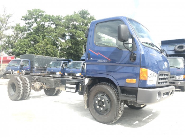 Khuyến mãi mua xe tải Hyundai Mighty 7.5 tấn - Hyundai Vũ Hùng cam kết giá xe tải hyun...