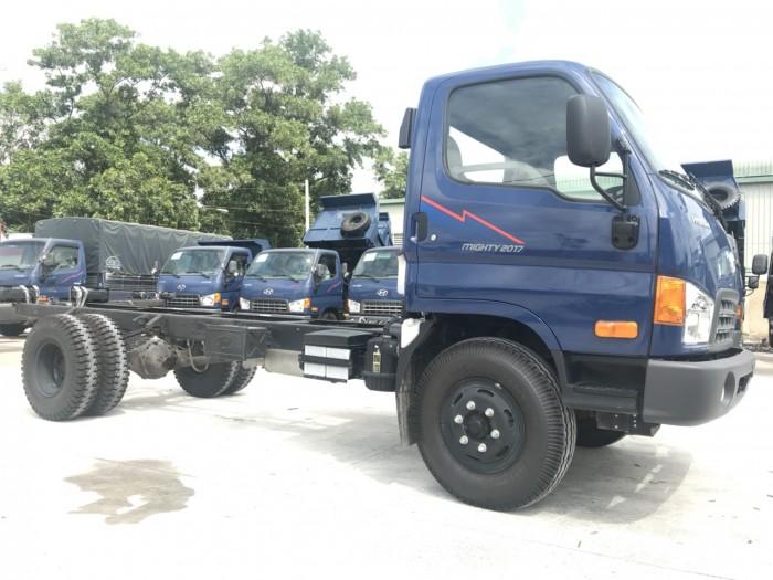 Xe tải Hyundai Mighty 7.5 tấn - Hyundai Vũ Hùng cam kết giá xe tải hyundai rẻ nhất miền Nam - Gọi 0933638116 (Mr Hùng 24/24)