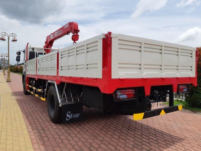 Xe Tải Daewoo gắn cẩu ( 9 Tấn)