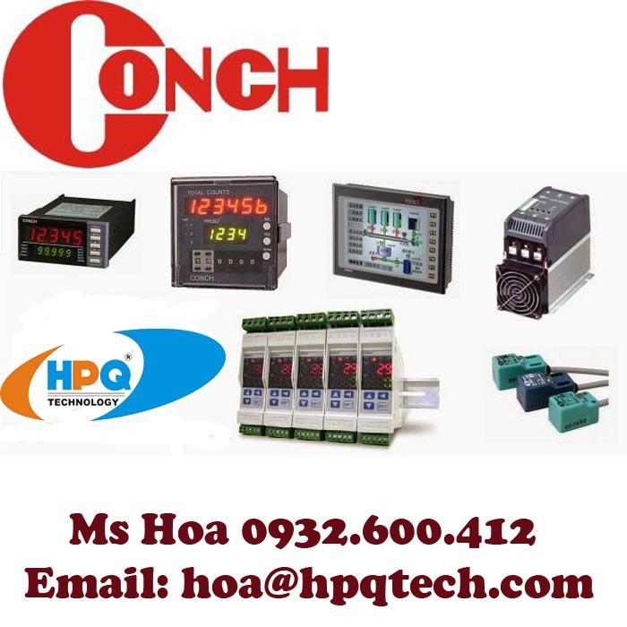 Đồng hồ hiển thị Conch - Đại lý Conch Việt Nam
