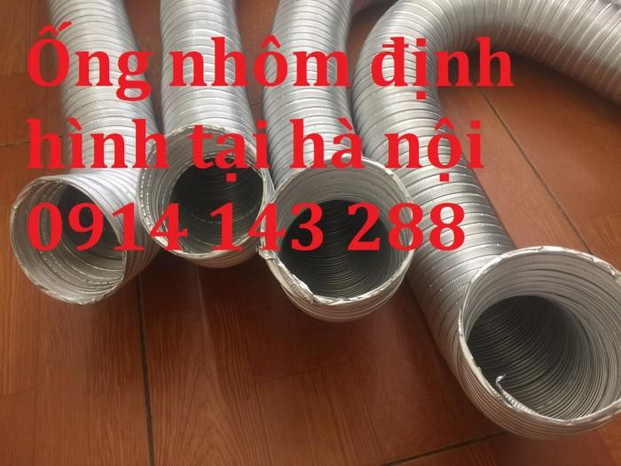 Ống nhôm nhún chịu nhiệt D100, D125, D150, D200, D250, D300 ,.. giá rẻ4