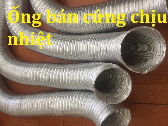 Ống nhôm nhún chịu nhiệt D100, D125, D150, D200, D250, D300 ,.. giá rẻ5