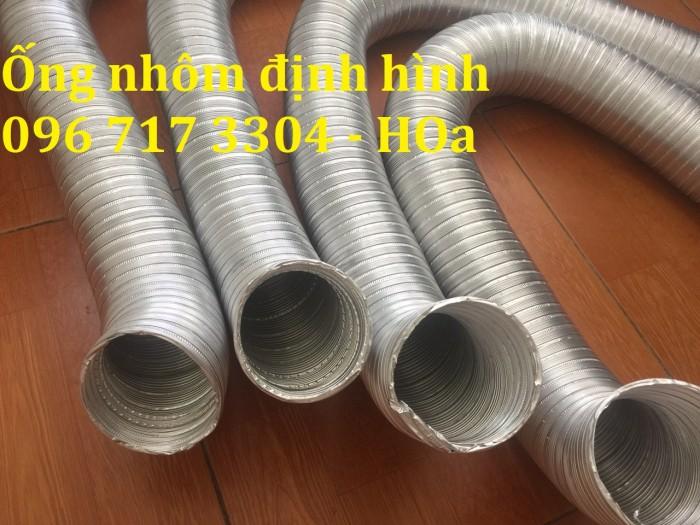 Ống nhôm nhún chịu nhiệt D100, D125, D150, D200, D250, D300 ,.. giá rẻ3
