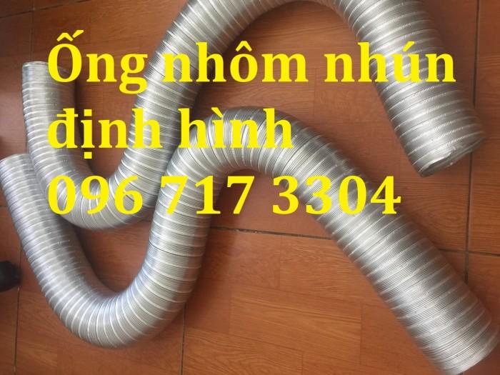Ống nhôm nhún chịu nhiệt D100, D125, D150, D200, D250, D300 ,.. giá rẻ1