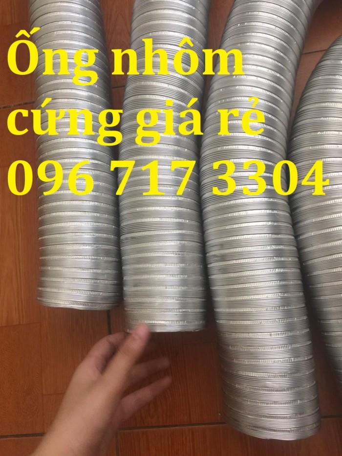 Ống nhôm nhún chịu nhiệt D100, D125, D150, D200, D250, D300 ,.. giá rẻ0