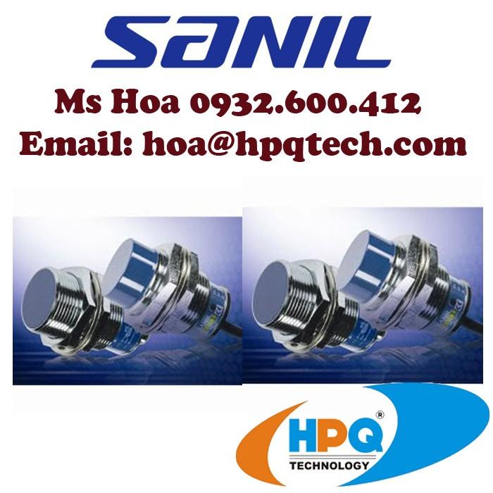 Cảm biến Sanil - Đại lý Sanil Việt nam8