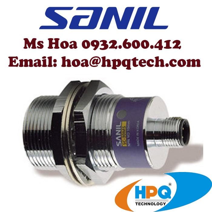 Cảm biến Sanil - Đại lý Sanil Việt nam2