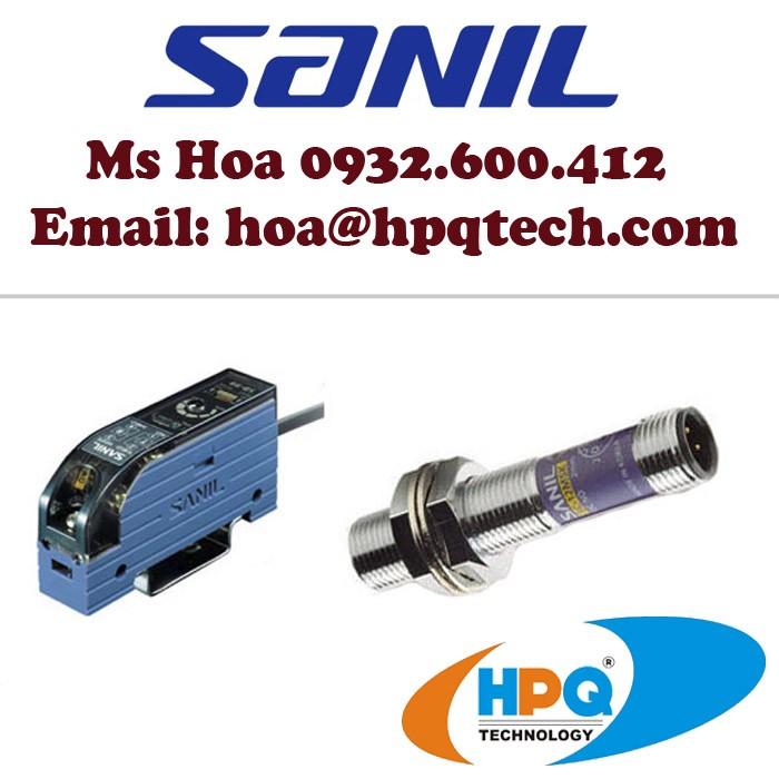 Cảm biến Sanil - Đại lý Sanil Việt nam10