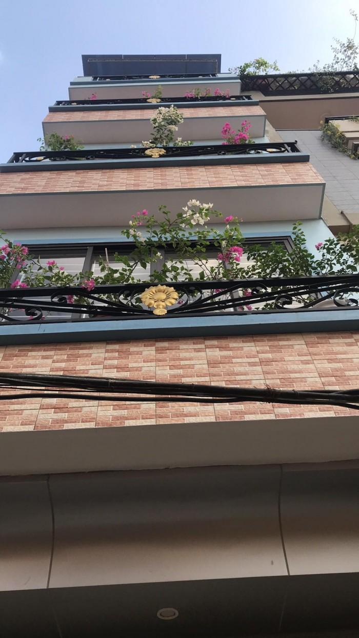 Bán nhà mới phố Nguyễn Chính - Tân Mai – Trương Định, gara, phân lô, ô tô 5 tầng