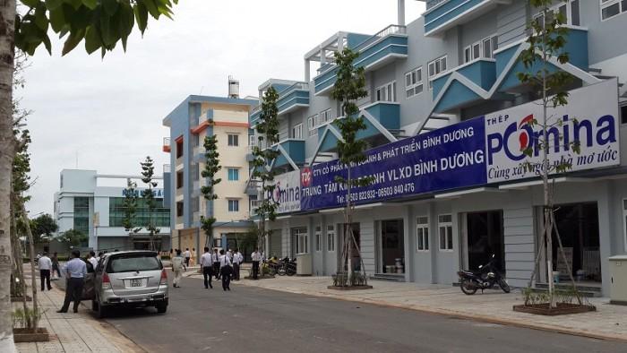 Becamex Thanh Lý Nhà 1 Trệt 3 Lầu Trong Khu Phố Thương Mại Uni-Town
