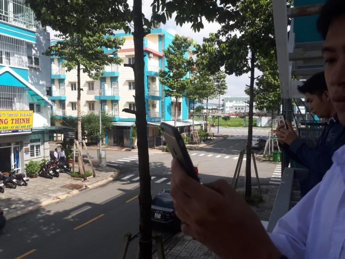 Phố thương mại Uni Town điểm son trong lòng Thành Phố Mới Bình Dương