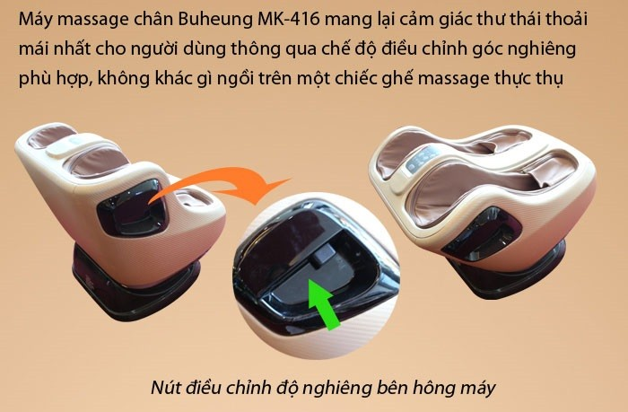 Massage chân Buheung MK-416 - Gymaster4