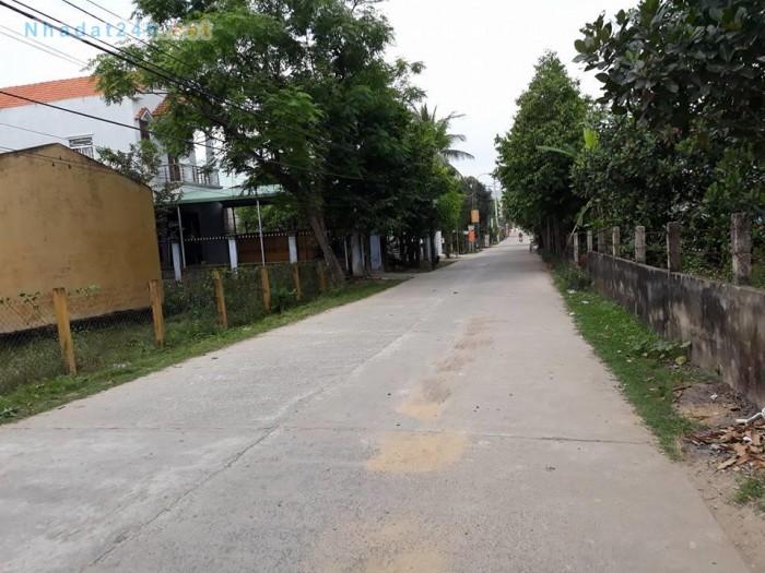 Bán nhanh lô Bê tông 5m gần Dũng Sỹ Điện Ngọc - Quảng Nam giá rẻ