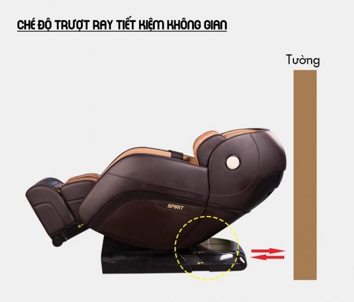 Ghế massage Buheung Spirit 9900 NEW - Gymaster12