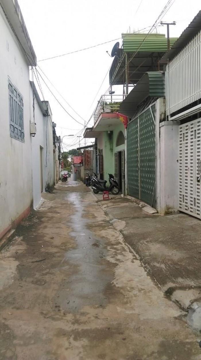 Bán nhà hẻm Nguyễn Tuân, 77m2