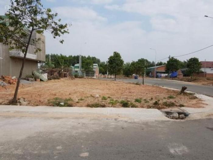 Đất gần trung tâm hành chính quận bến cát, sổ hồng thổ cư