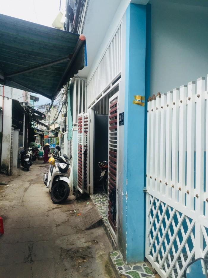 Bán nhà kiệt Hùng Vương gần chợ cồn Big C Đà Nẵng