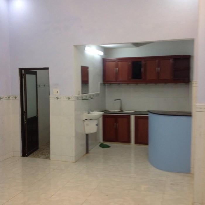 Bán Căn Nhà 1 Trệt 1 Lầu Ngay Đường Huỳnh Thị Hai Quận 12