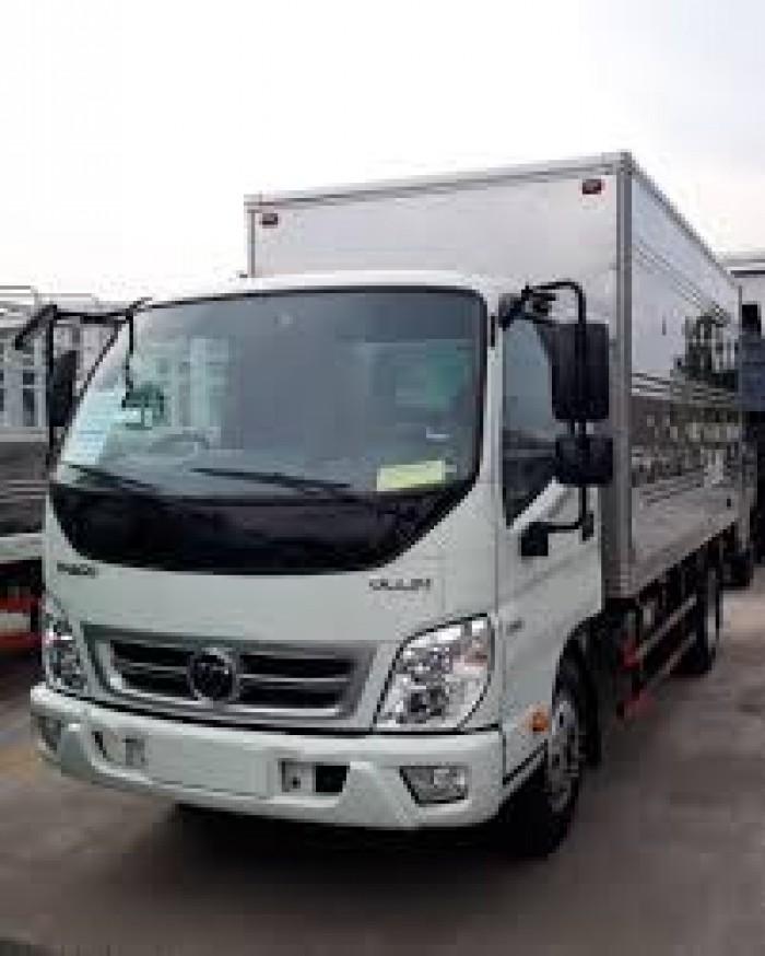 Xe tải giá rẻ Thaco Ollin350 3,5 tấn chất lượng Nhật Bản,tặng 100% lệ phí trước bạ.