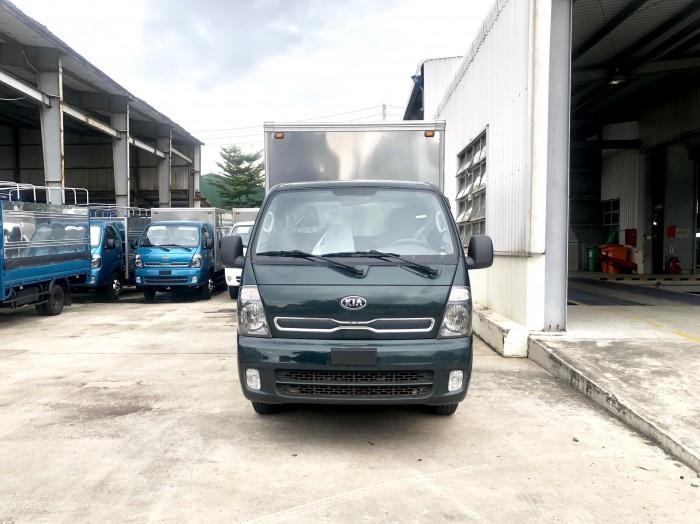 Xe Tải Kia K200 Thaco Trường Hải Tải Trọng 1 Tấn 9 Đi Trong Thành Phố