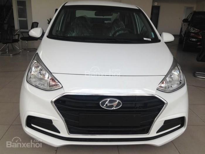 [Hyundai Kinh Dương Vương] Lô xe i10 sedan base đủ màu, xe giao ngay, giá tốt trong tháng 9