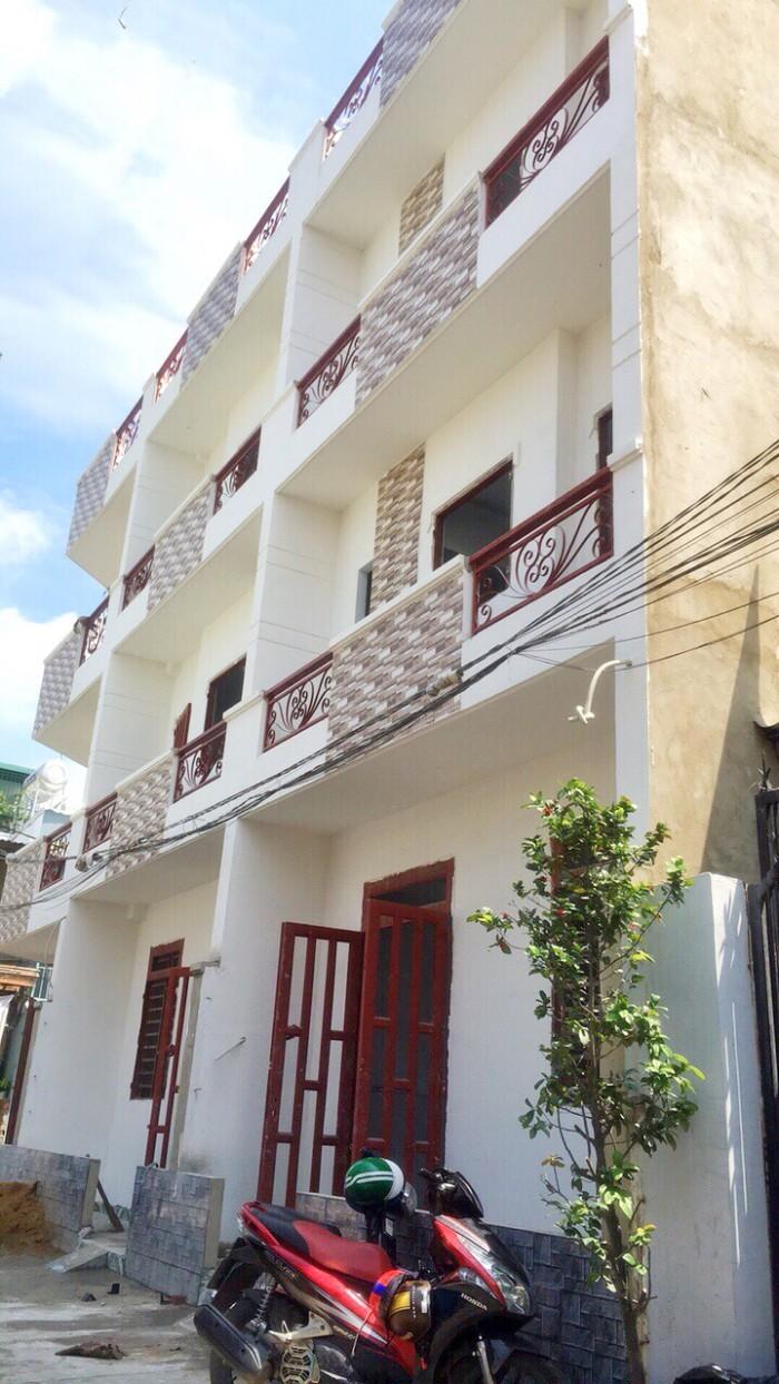 Cần bán nhà mới xây 5x7 đường Tân Kì Tân Qúy
