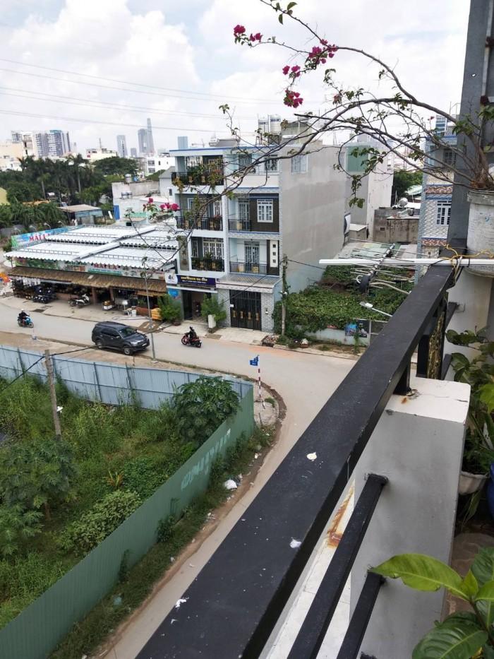 Chính Chủ Cho Thuê Nhà Hxh Nguyên Căn Ở Hoặc Làm Vp. Đường D5, P.tân Thuận Tây,q7, Hcm (Phía Sau Eco Green).
