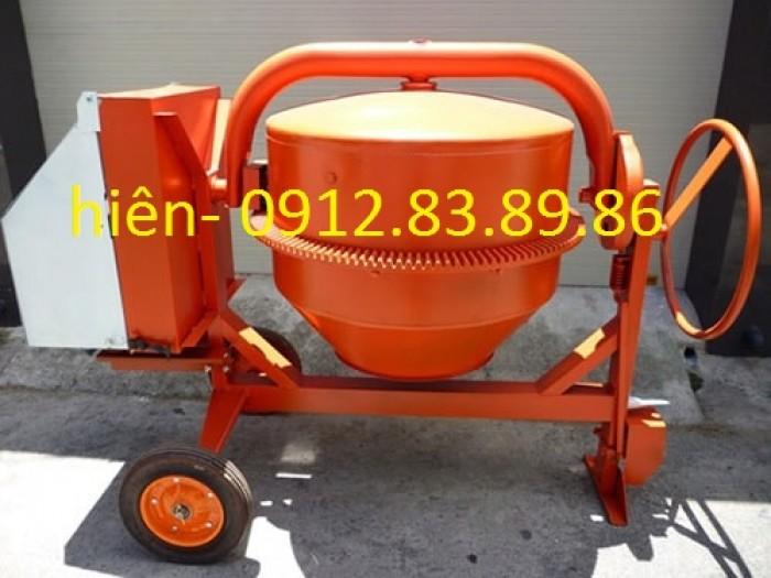 Bán máy trộn bê tông quả lê giá rẻ chất lượng cao *0912838986*