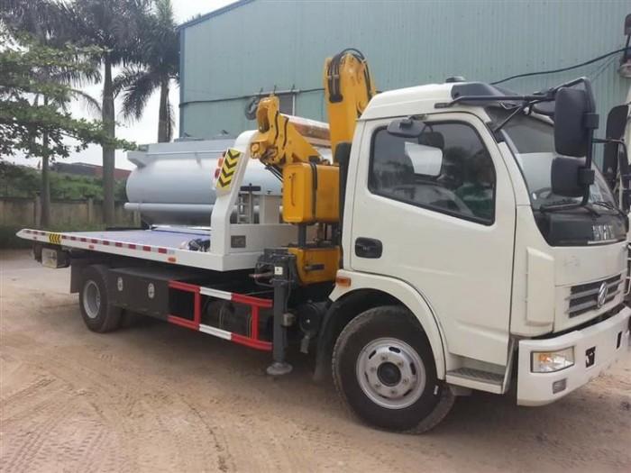 Xe cứu hộ Dongfeng gắn cẩu 3 chức năng 4