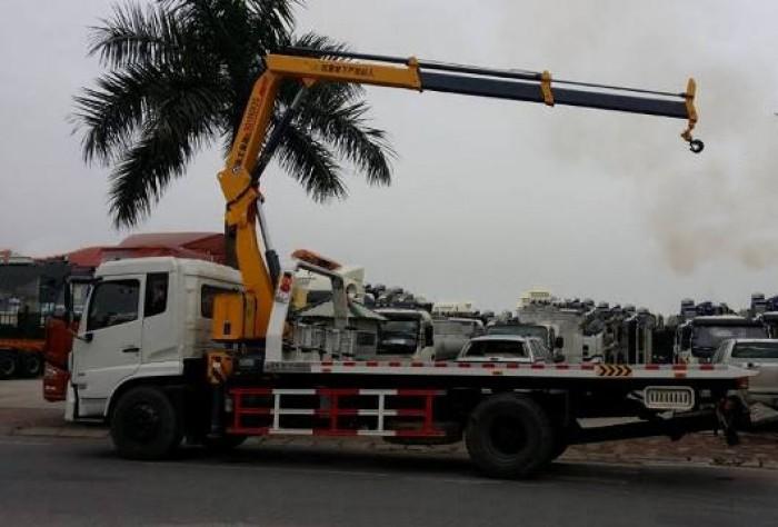 Xe cứu hộ Dongfeng gắn cẩu 3 chức năng 3